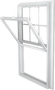 Single & Double Hung Windows