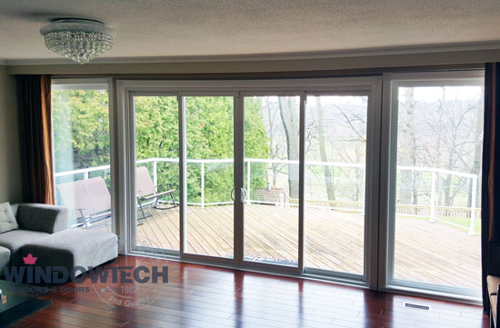 Exterior Glass Patio Sliding Doors In Toronto And Gta