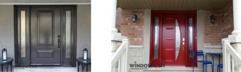 Steel Doors WindowTech